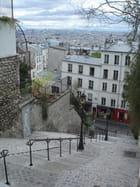 Les petites rues de Paris
