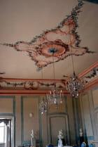 les plafonds du palais