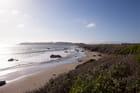 Les plages de Californie, cote Pacifique