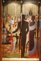 les portes de l'ascenseur