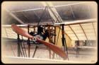 les premiers avions à hélice