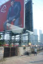 les publicités à Bombay