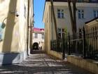 les ruelles de la ville haute de Tallinn