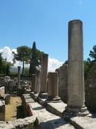Les ruines de Salona