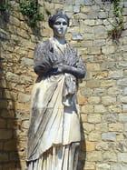 les ruines de Vaison la Romaine