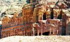 Les tombes royales nabatéennes