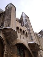 Les tours du Palais des Papes