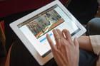 L'Internaute Voyage sur iPad 2