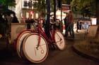 Les vélos d'Hambourg