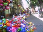 Les vendeurs de ballons
