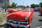les vieilles voitures rutilantes de La Havane