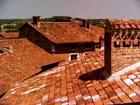 Les vieux toits,