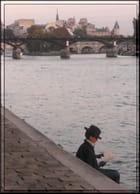 Lire au plus près possible de la Seine...