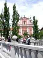 Ljubljana - Le centre