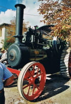 Locomotrice a vapeur