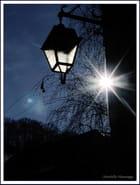 Lueur du soir...