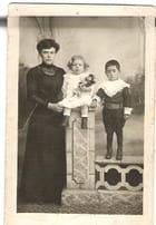 Ma grand-mère et mes oncles