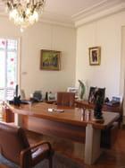 Mairie de Monaco - Bureau du Maire