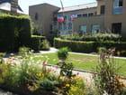 Mairie du Pecq, en été (2)
