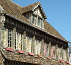 Maison à colombages, à Etretat