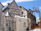 Maison à colombages du XVIème s.