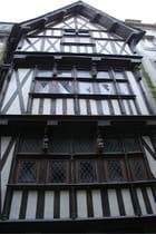 Maison à pondalez 2. 16 ème siècle.