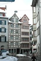 Maisons à colombage