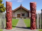 Maison commune maori