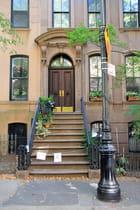 Maison de Carrie Bradshaw