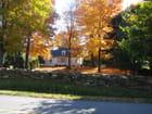 Maison québécoise, l'automne