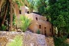 Maison traditionnelle de l'oasis