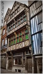 Maisons d'Autrefois ... Rouen (76)