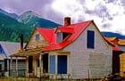 Maisons de pionniers à Durango