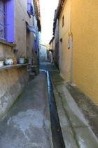 Malras, rue traversière