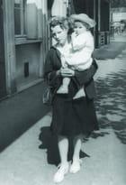 Maman et moi en 1954