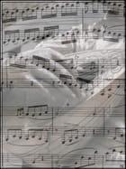 Mandoline sur partition