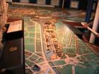 Maquette du port autonome
