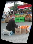 Marchand d'oranges
