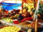 Marchande de fruits