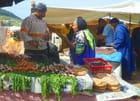 Marché à Azrou - Moyen Atlas
