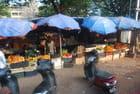 marché à Goa