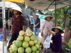 Marché a Saigon