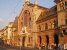 Marché couvert de Budapeste