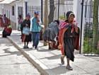 marché Indien de Tarabuco-Bolivie