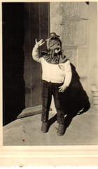 Mardi gras en 1956
