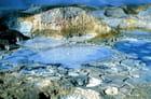 Mares de boue en ébullition à Sol de Manana