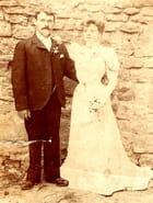 Mariage de mes grands parents
