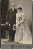 Mariage de mes grands parents en 1907