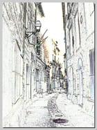Matin dans le vieux Montpellier