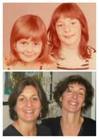 mes filles Corinne & Sandrine